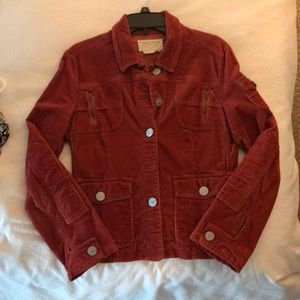 BCBG Max Azria corduroy jacket